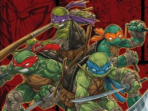 Platinum's TMNT photo