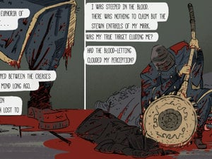 Bloodborne comic photo