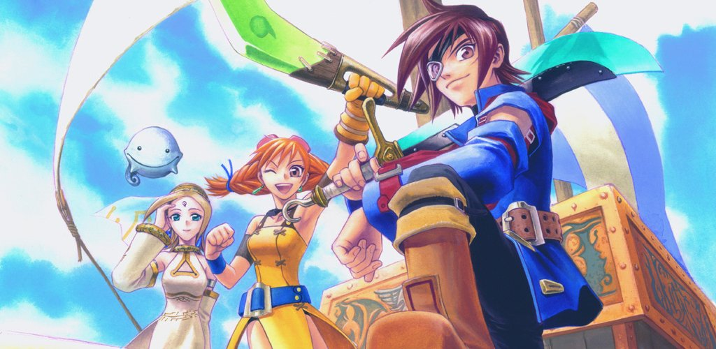 Skies of Arcadia photo
