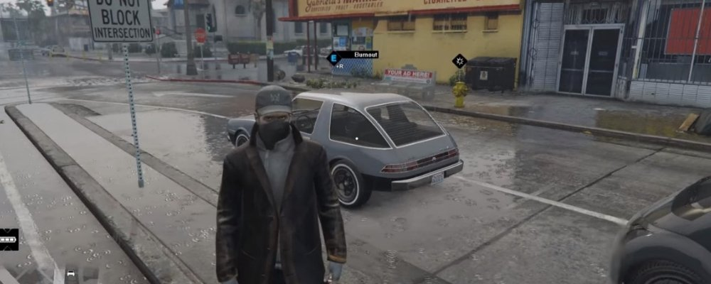 This Grand Theft Auto V mod adds in Watch_Dogs' hacking