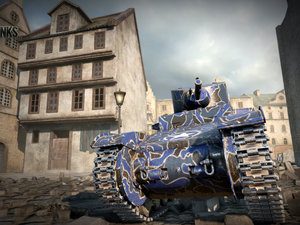 WoT PS4 release photo