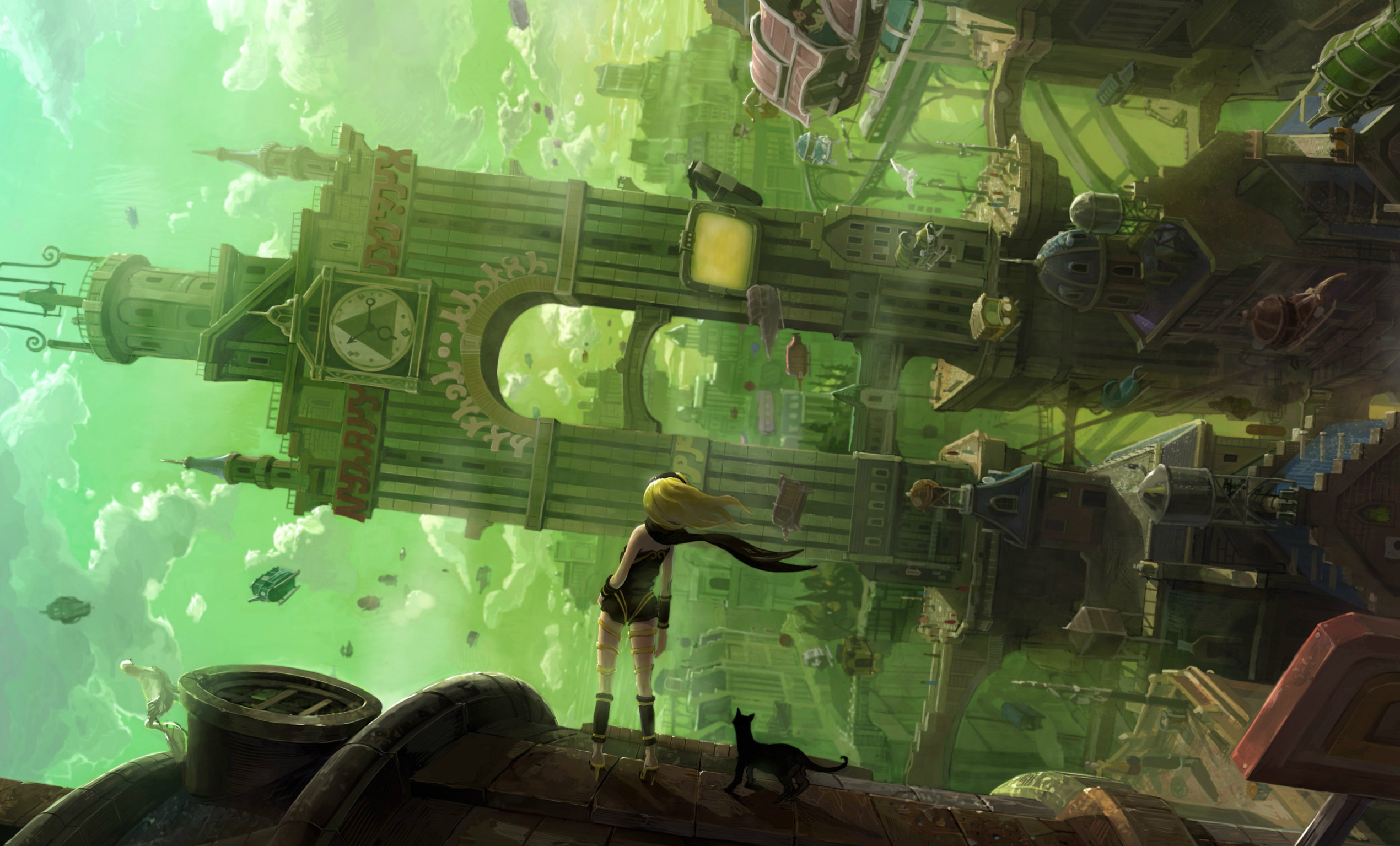 Gravity Rush Remastered photo
