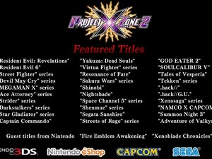 Project X Zone 2 photo