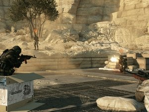 Metal Gear Online photo