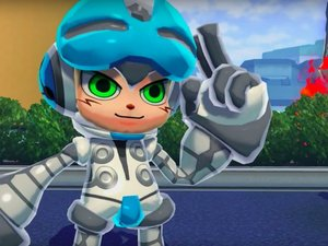 Mighty No. 9th delay photo