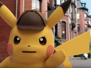 Detective Pikachu photo