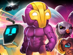 Crashlands impressions photo