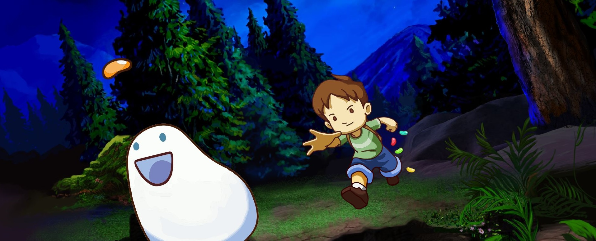 A Boy and His Blob review photo