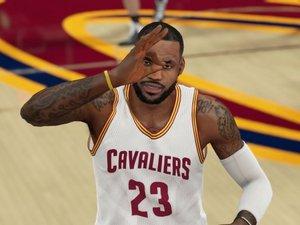 NBA 2K16 photo