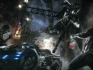 Batman Arkham Knight photo