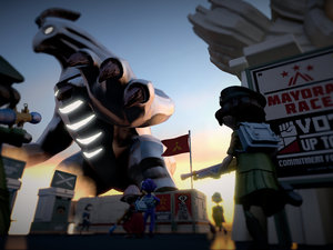 Tomorrow Children photo