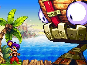 Shantae: Risky's Revenge photo