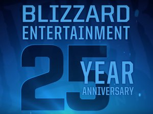 Blizzard thanks fans for supporting them for 25 years photo