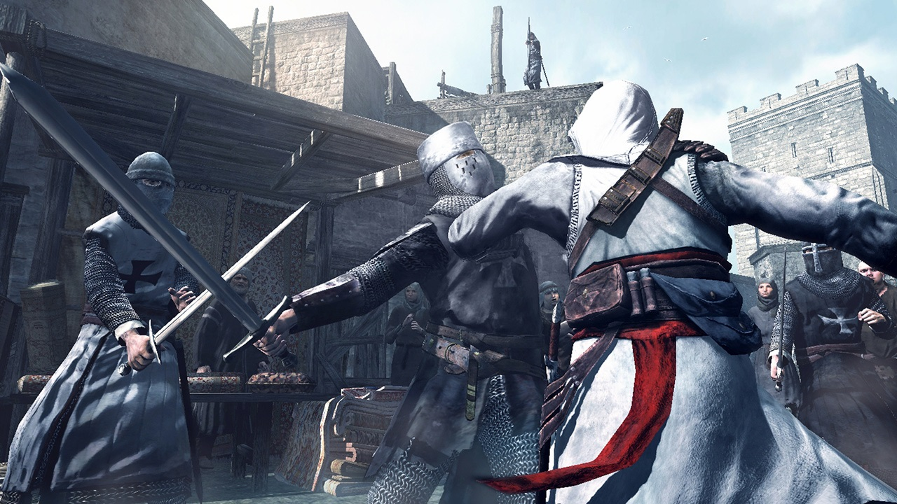 Ubisoft confirms there won't be a new Assassin's Creed game this year screenshot