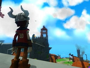 Zelda meets vikings and crafting in Cornerstone: The Song of Tyrim photo