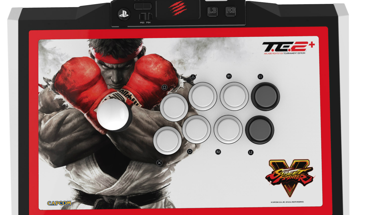 review street fighter v arcade fightstick tournament edition 2