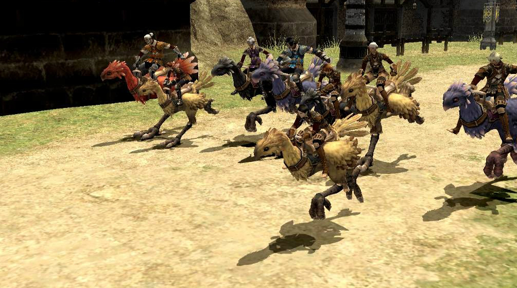 Final Fantasy XI shuts down on consoles next month