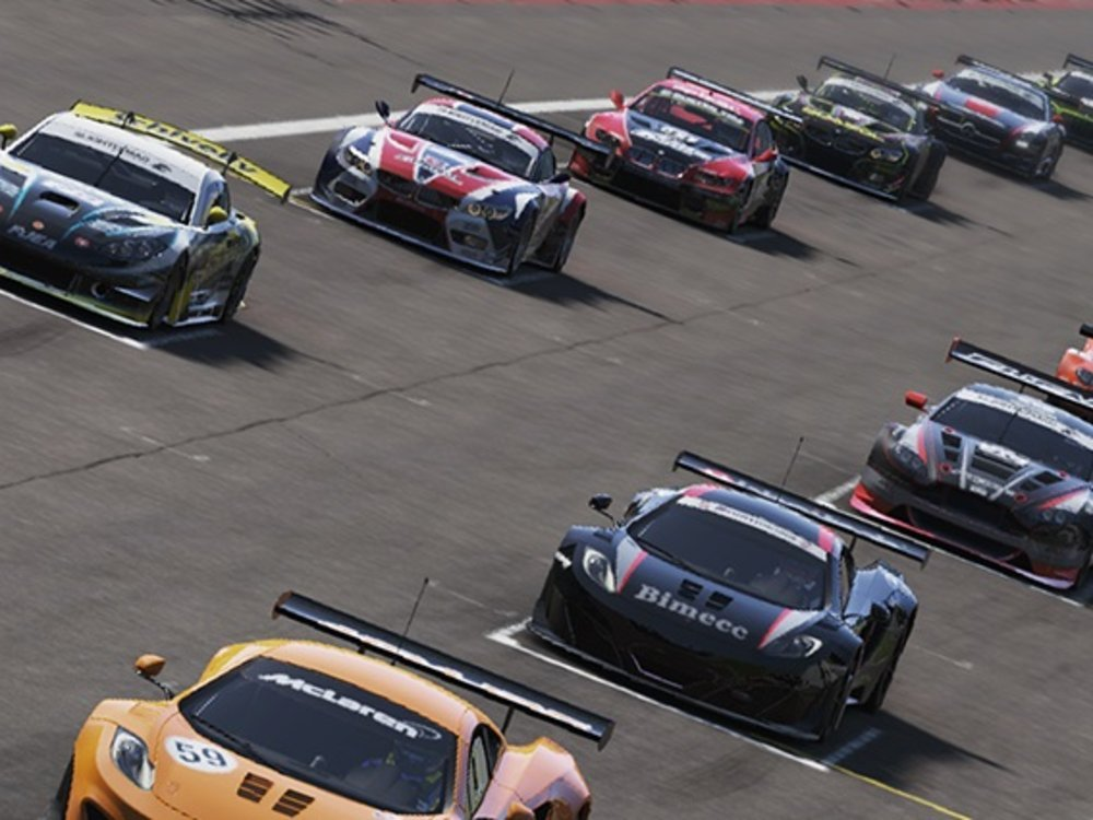 Project CARS - gaming news, gaming reviews, game trailers, tech news