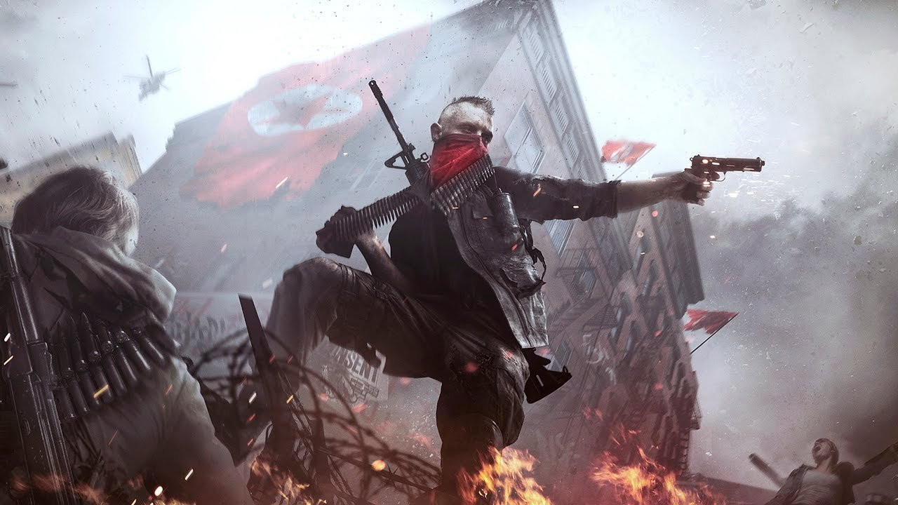 Here's what comes in the Homefront: The Revolution Goliath Edition screenshot