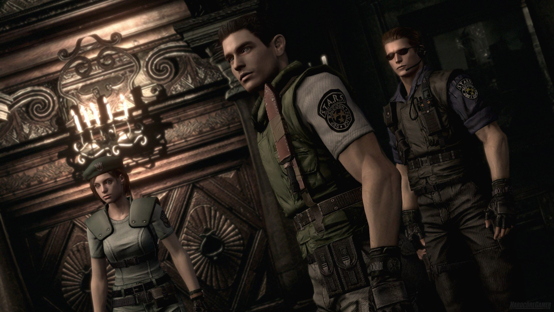 Resident Evil's 20th anniversary month kicks off with PSN sale screenshot
