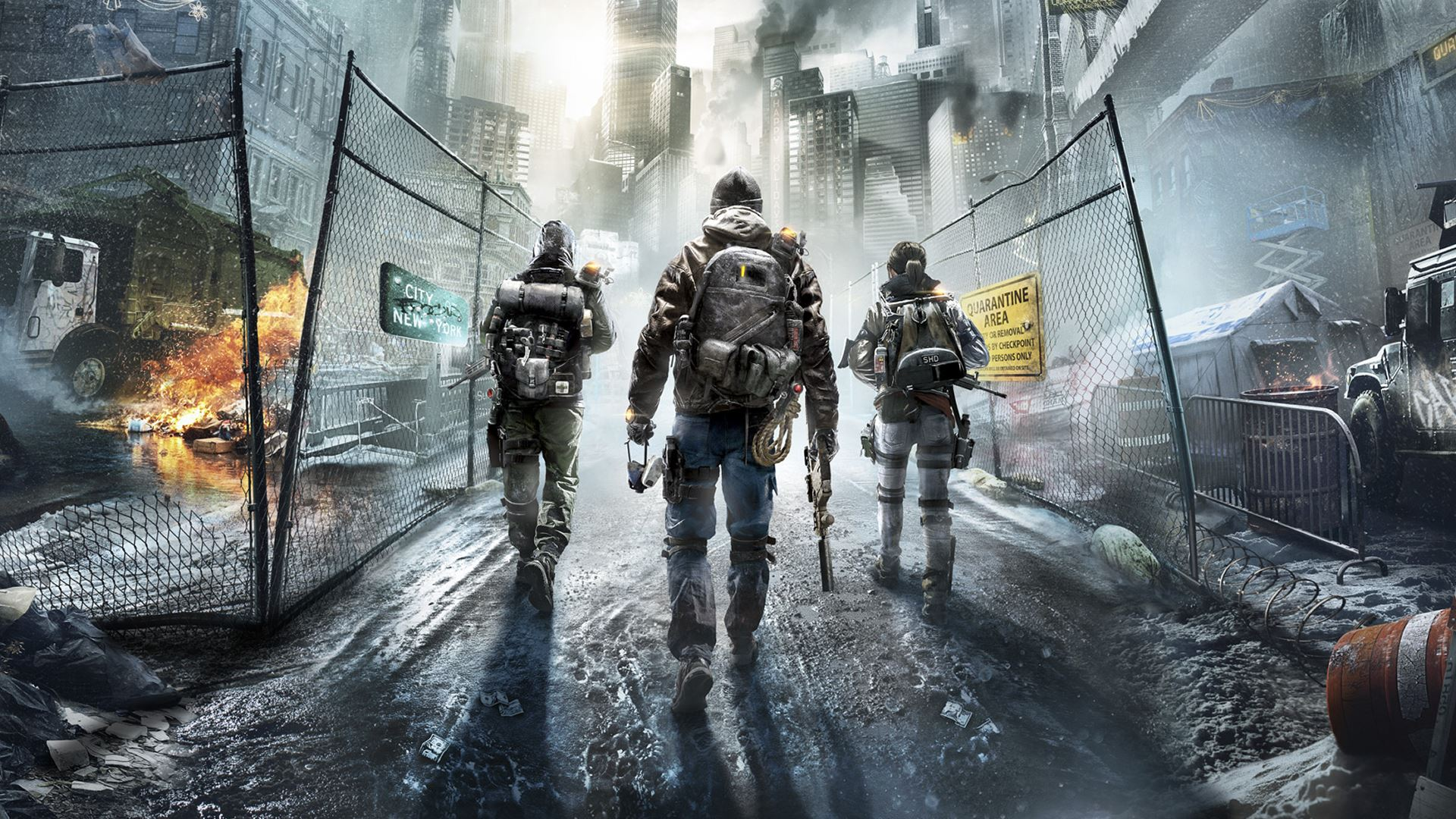 PC Port Report: Tom Clancy's The Division