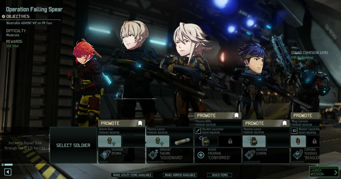 Fire Emblem-inspired XCOM 2 mod focuses on squad relationships