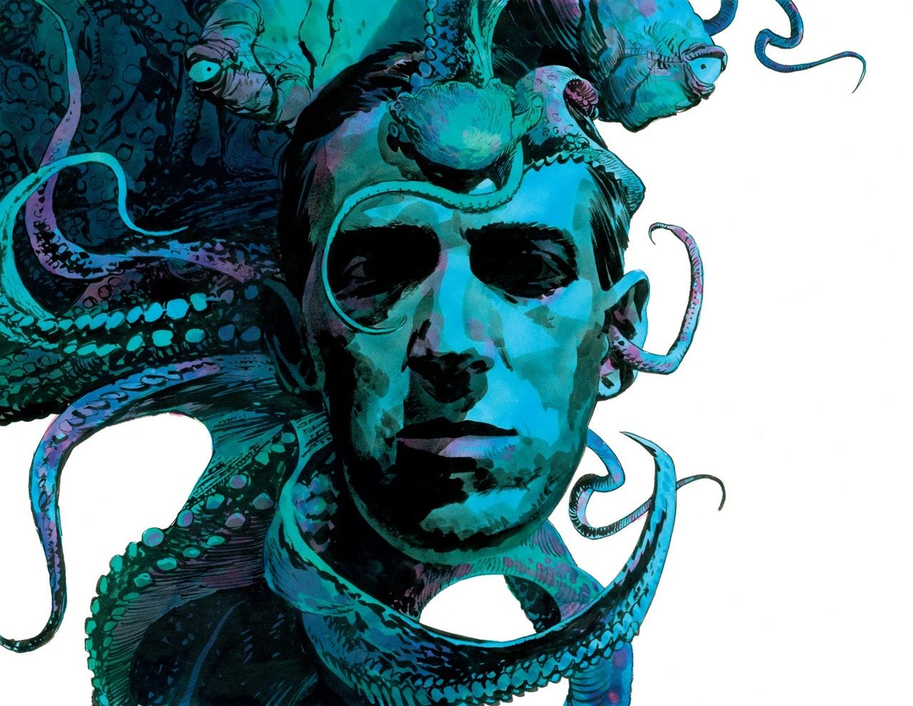 What is the meaning/theme of the haunter of the dark by HP lovecraft?