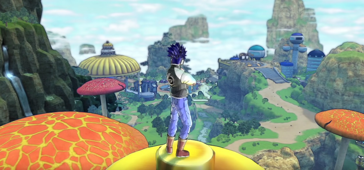 Dragon Ball Xenoverse 2 seems to be PS4-only in Japan