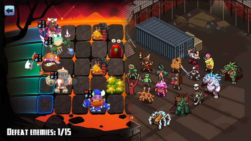 The co-designer of Chroma Squad tried to kill Star Vikings but it wouldn't stay dead screenshot
