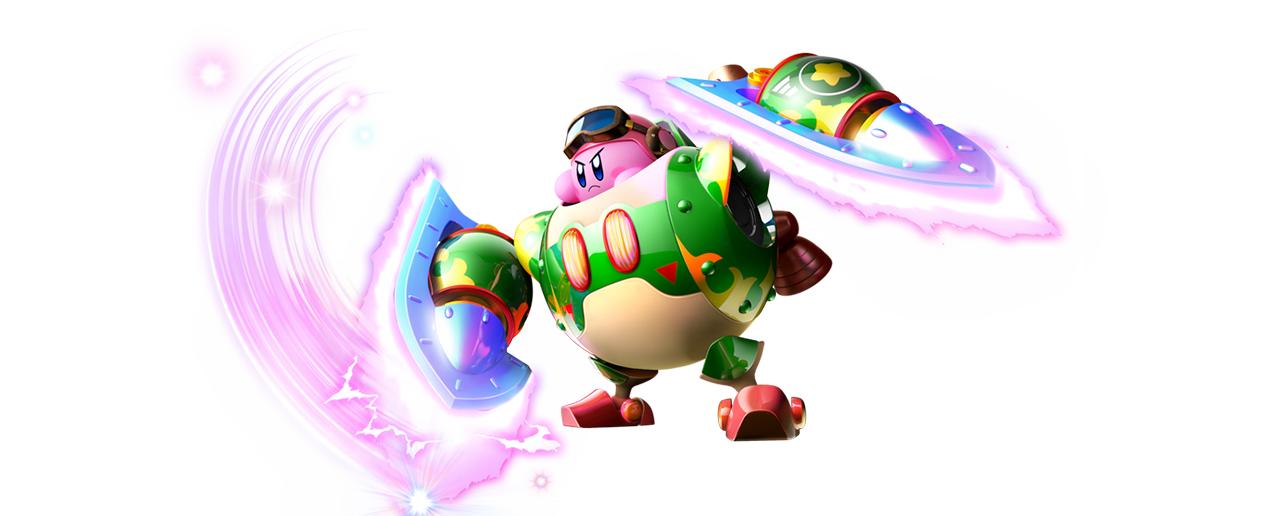 Nintendo Download: Kirby: Planet Robobot