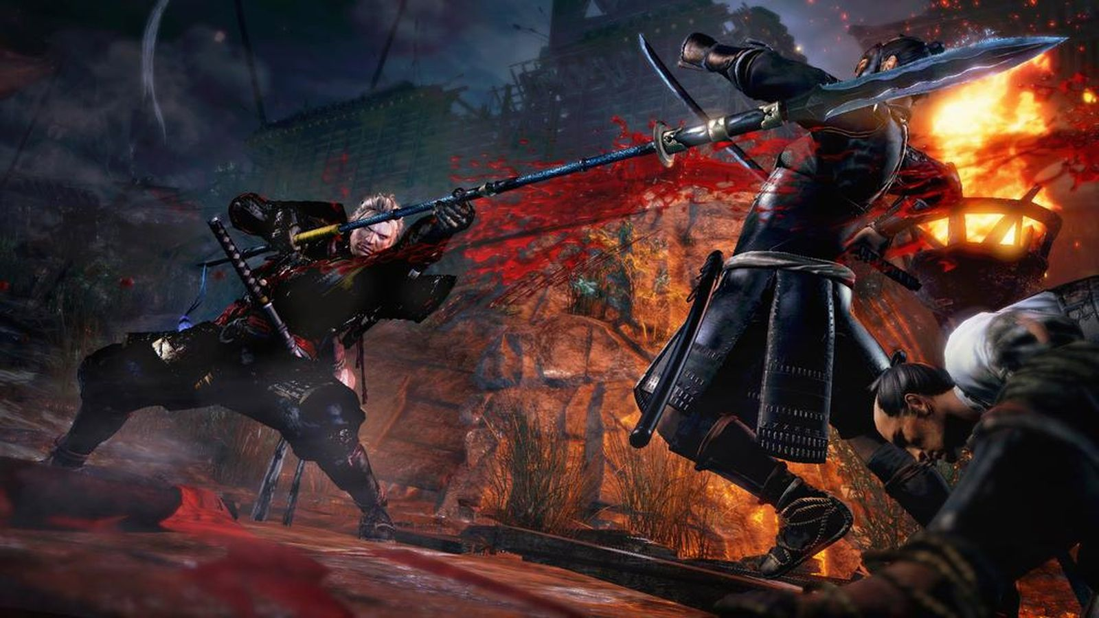 The fantastic Souls-like Nioh is getting a second demo in August screenshot