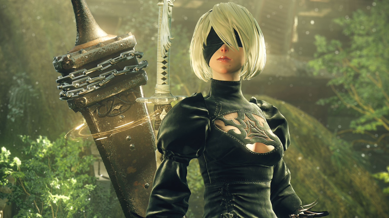 Why Square Enix delayed NieR: Automata screenshot
