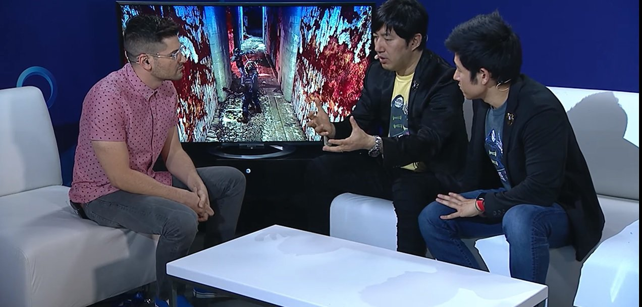 Suda talks about Akira influence for Let it Die, shares more info on the game screenshot