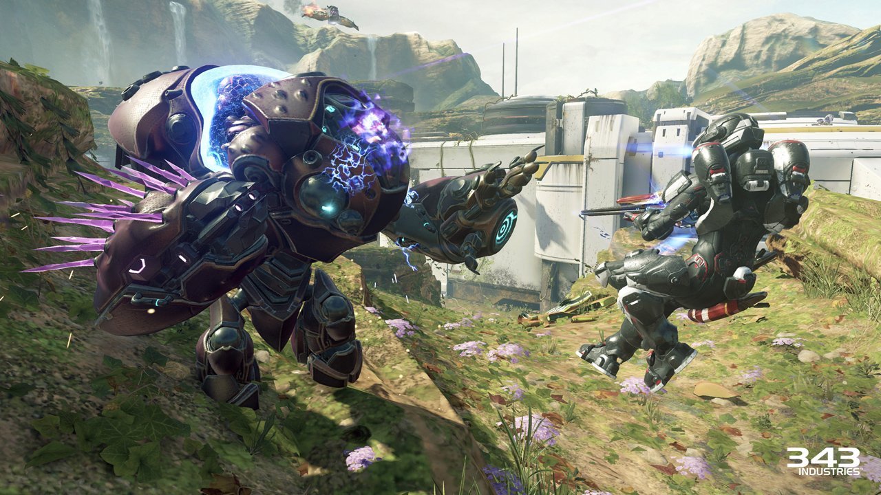 Halo 5 is getting Warzone Firefight and a free-play promo next week