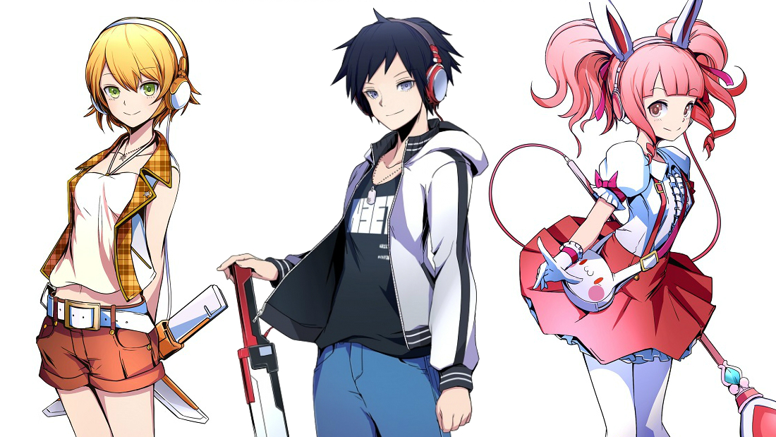Akiba's Beat team 'thinking about' PC port screenshot