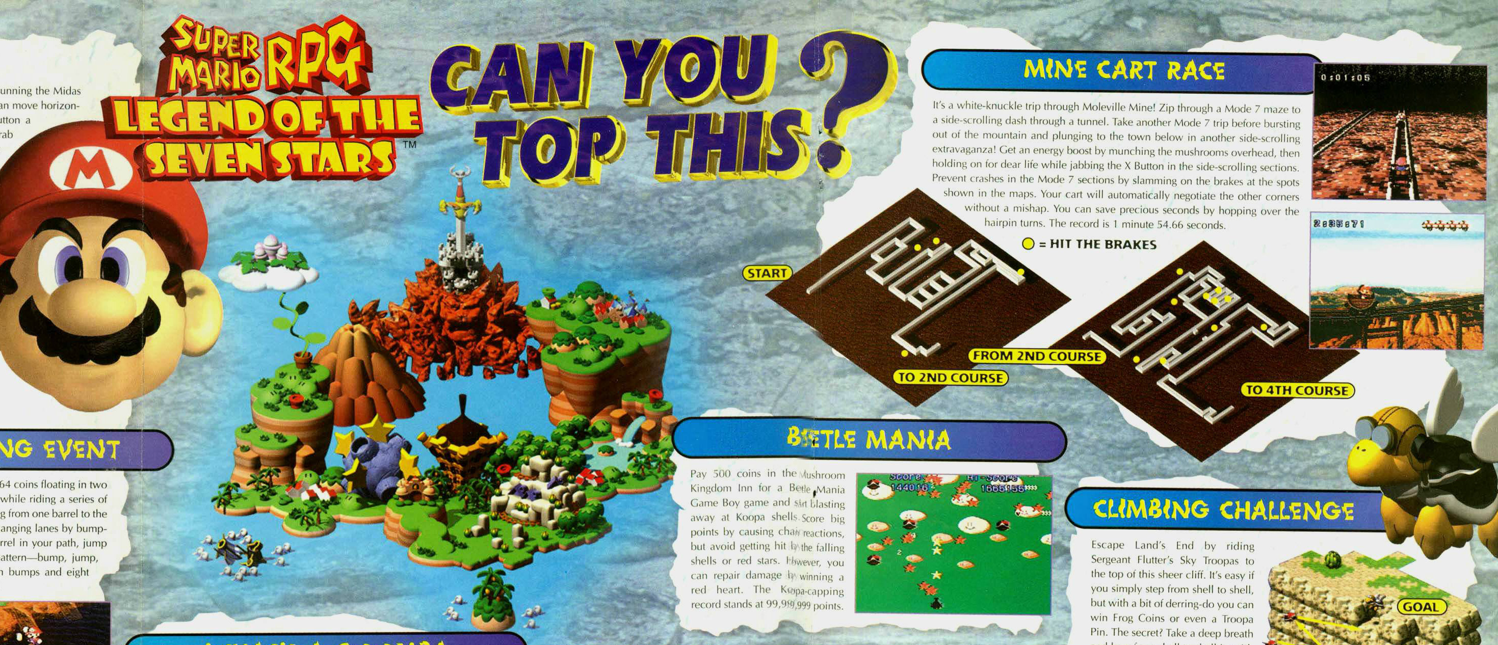 how high is super mario rpg on your personal all time ranking list