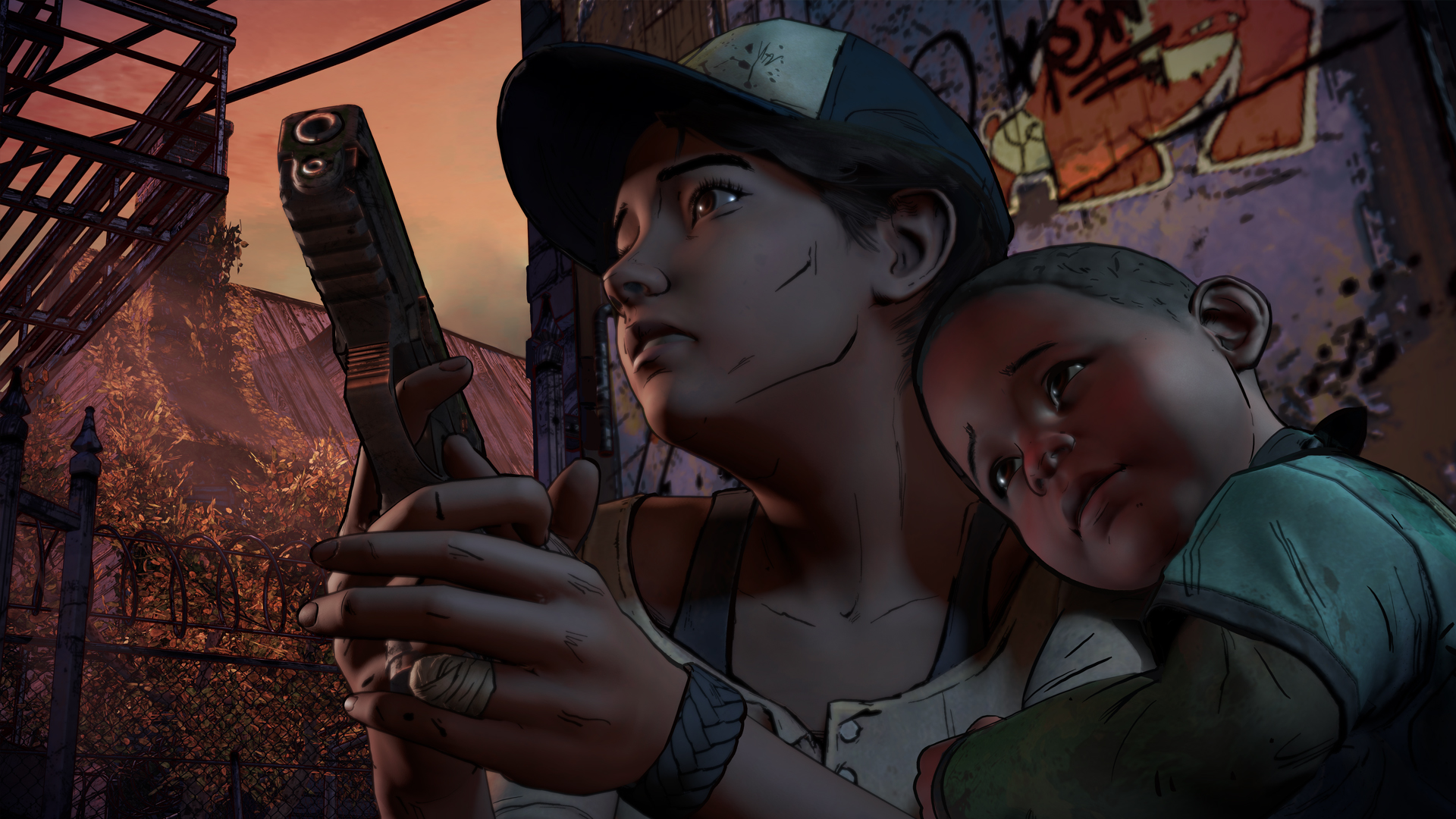 Details For Telltale S Walking Dead Season 3 Come Out Of