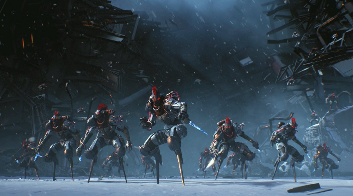After this week, the previous generation versions of Destiny will not be updated screenshot
