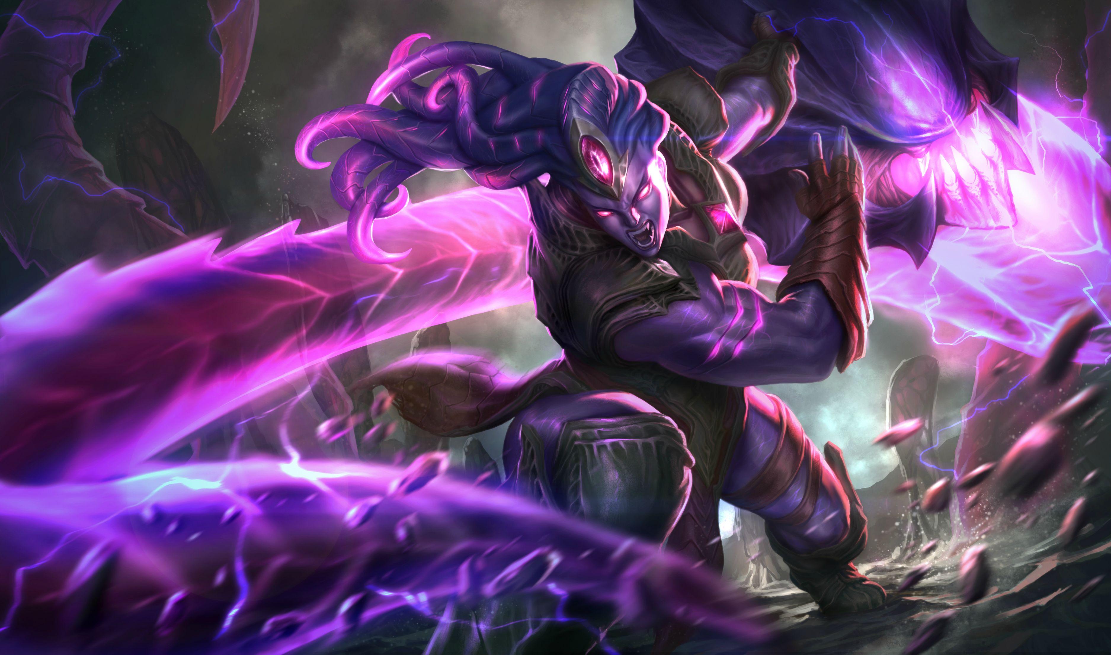 League of Legends champion roundup: Illaoi, Jhin, Aurelion, Taliyah