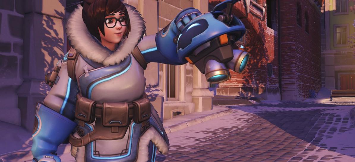 Overwatch Devs Talk Buffs For Mercy And Mei Nerf For Zenyatta