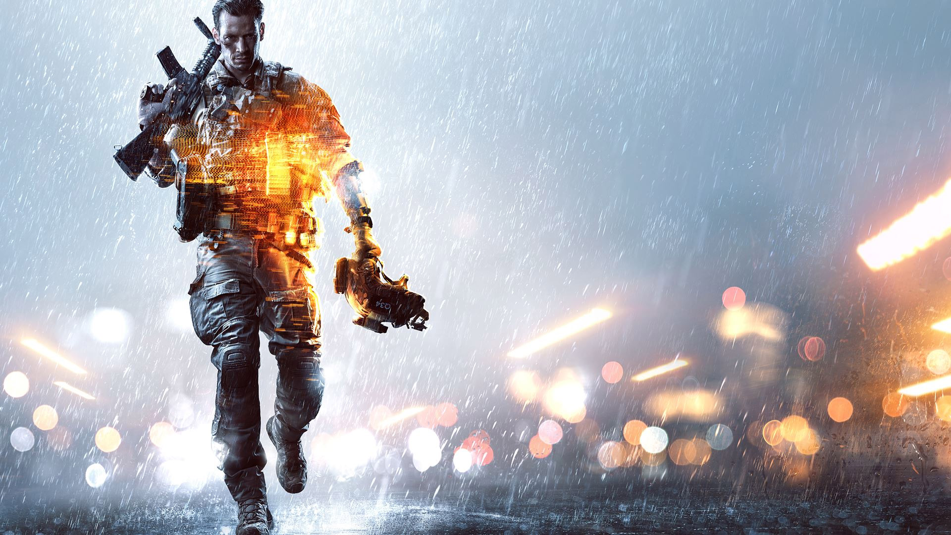 battlefield 4 has adopted a new user interface on consoles