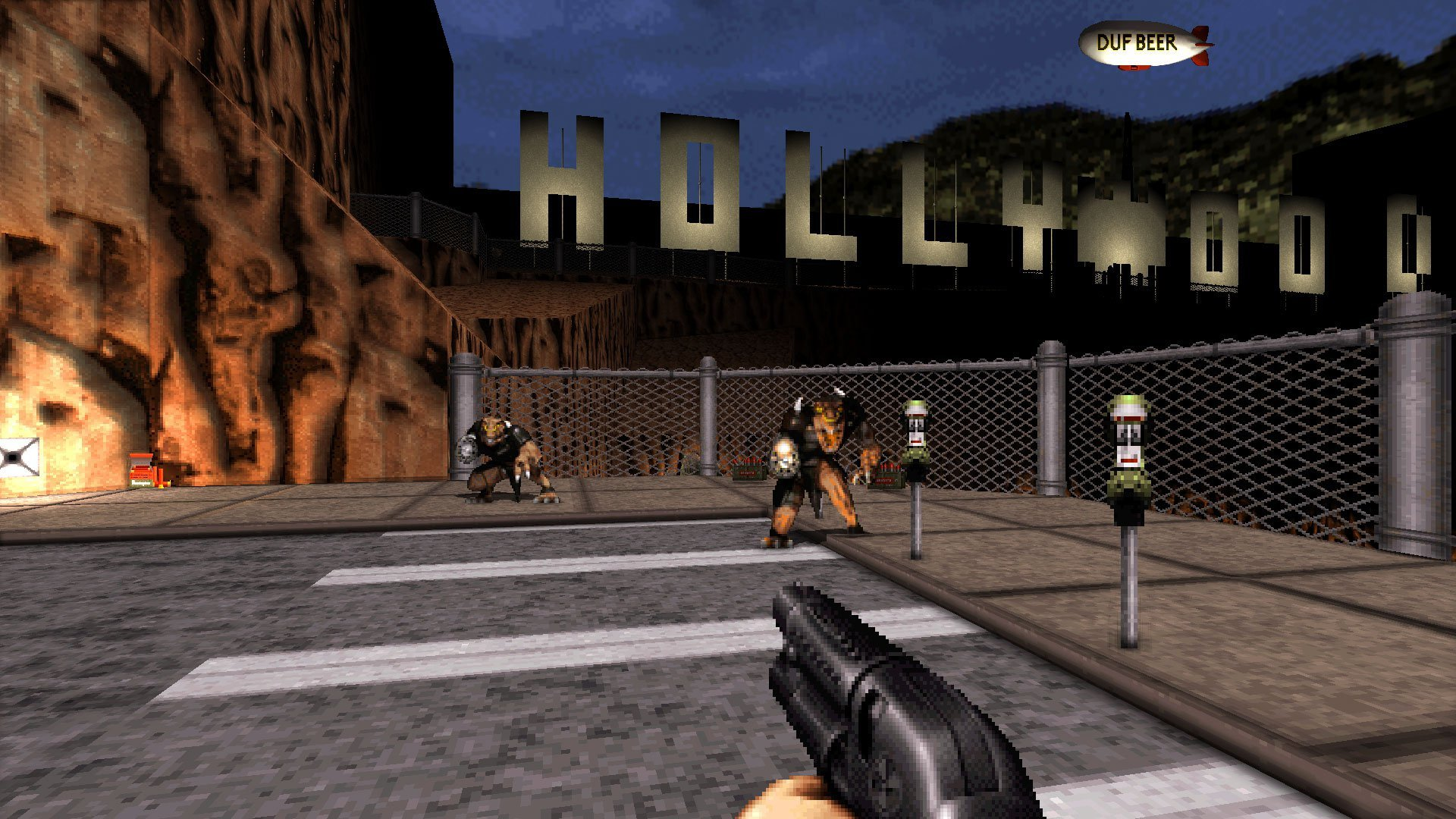 The Duke Nukem 3D remake is the best version of an iconic game
