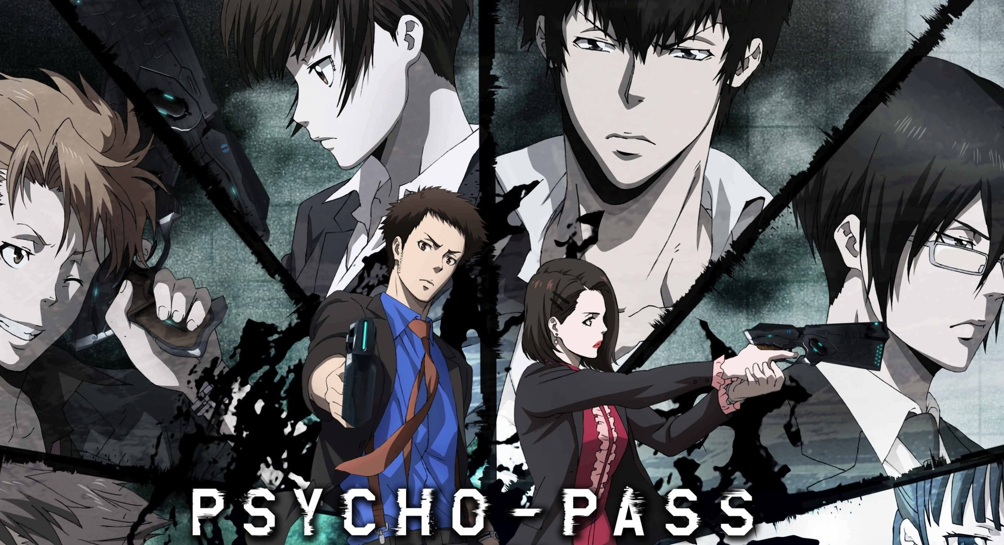 Review Psycho Pass Mandatory Happiness