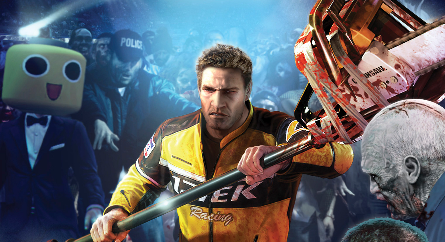 Review Dead Rising 2 Playstation 4