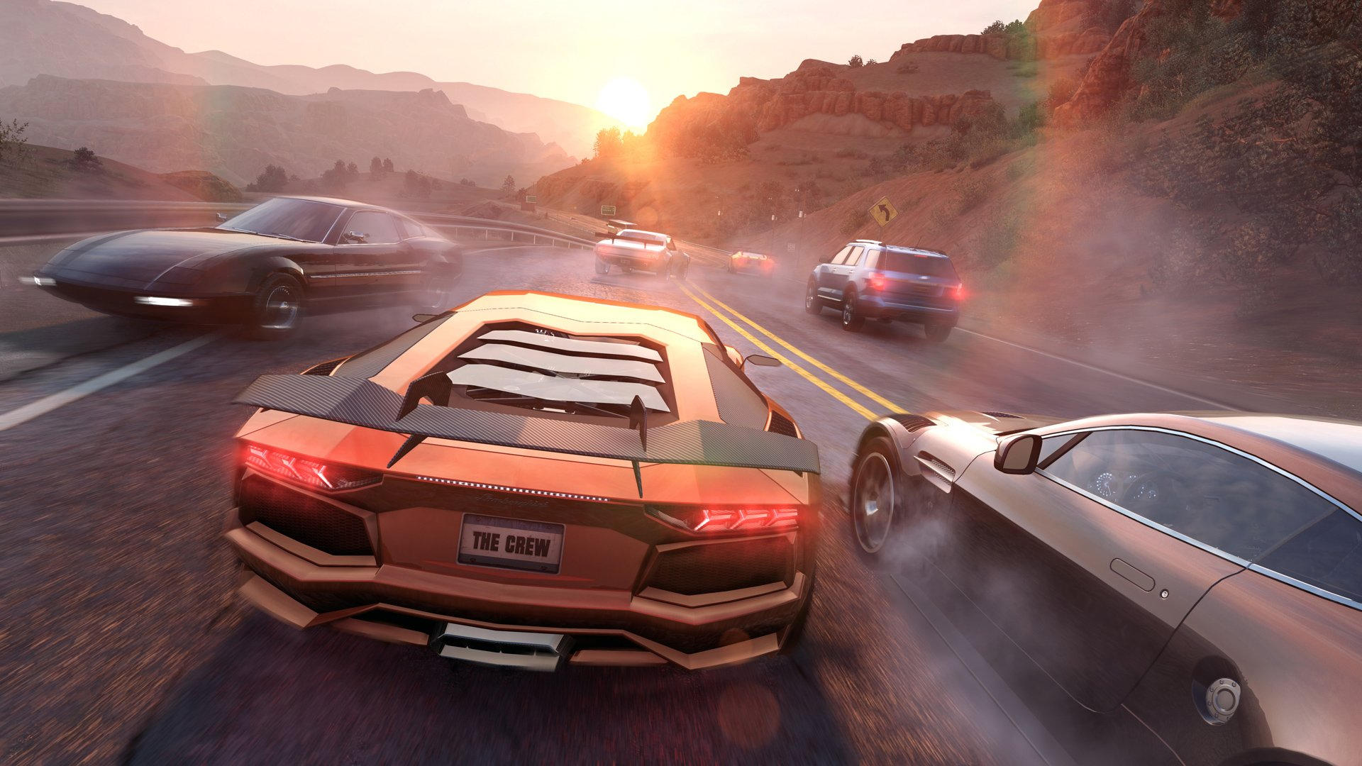 You can and should download The Crew for free on PC