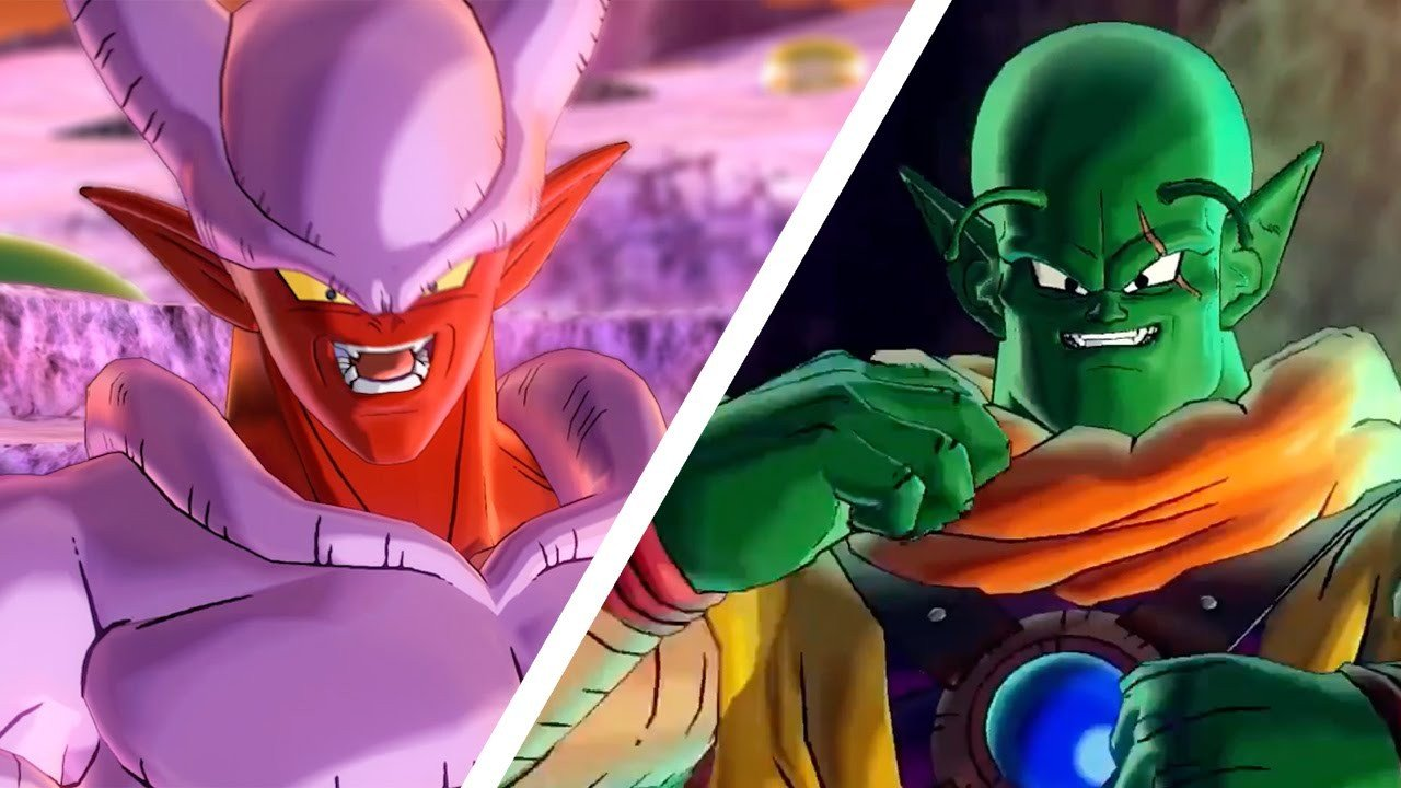 Dragon Ball Xenoverse 2? More like 1 5