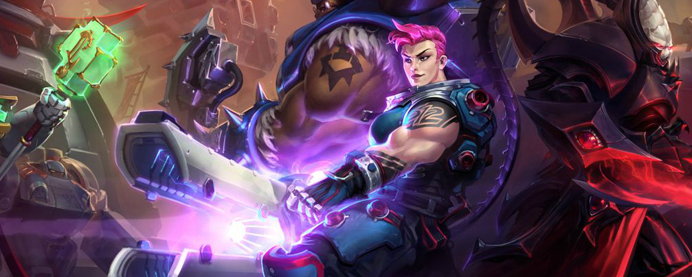 Overwatch S Zarya Is Going To Make A Splash In Heroes Of The Storm Zarya is a support who combines protective tools with strong offensive capabilities. heroes of the storm