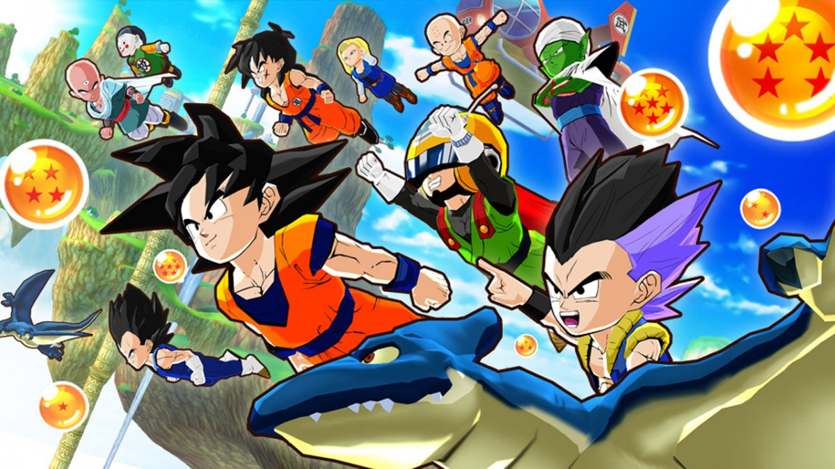 Dragon Ball Fusions Coming To The West IGN