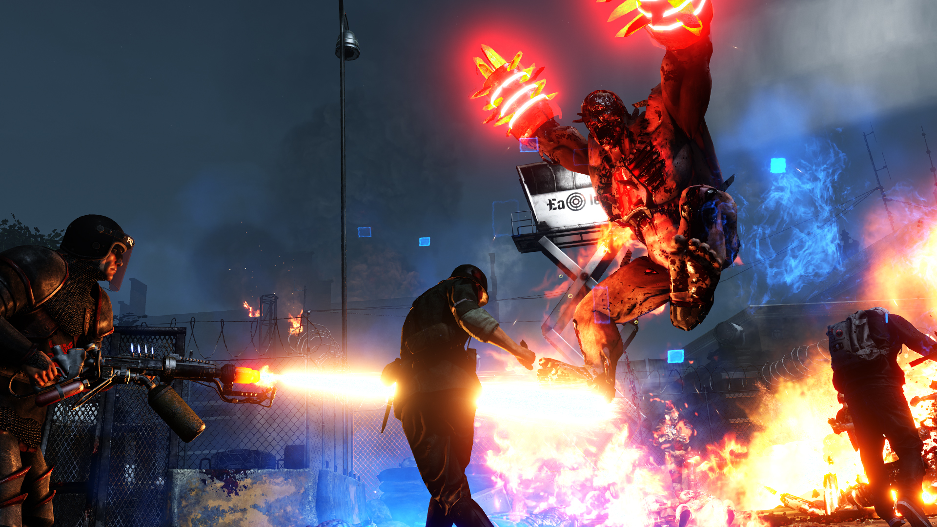 Killing Floor 2 S Tenth Perk Is The Survivalist