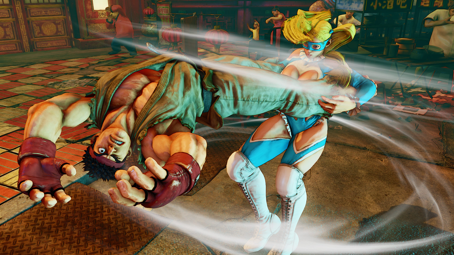 Latest Street Fighter V patch breaking the game on PC (Update)